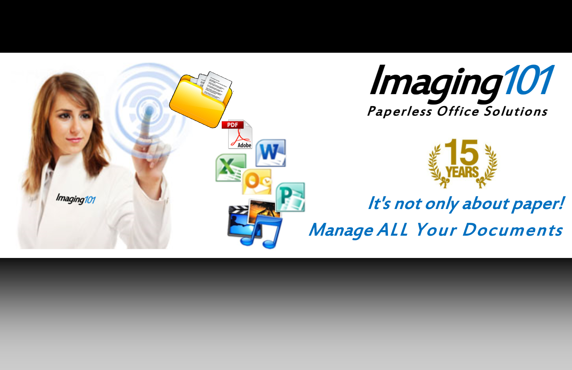 Imaging101 Document Management Header Image 1